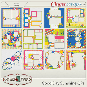 Good Day Sunshine Quick Pages