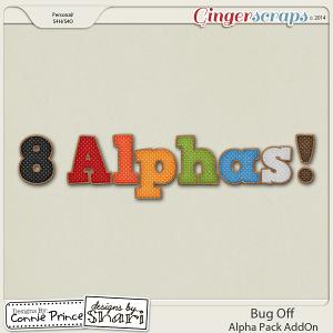 Retiring Soon - Bug Off - Alpha Pack AddOn