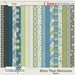More Than Memories Papers by Lindsay Jane
