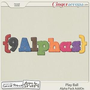Play Ball - Alpha Pack AddOn