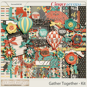 Gather Together - Kit