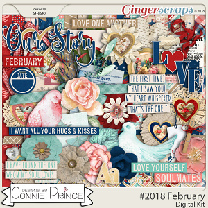 #2018 February - Kit by Connie Prince