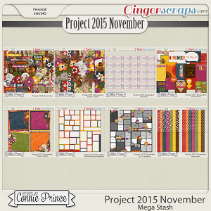 Project 2015 November - Mega Stash