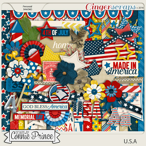 U.S.A. - Kit