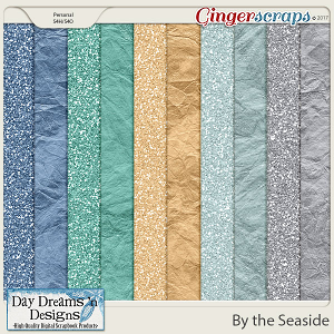 By the Seaside {Glitters} by Day Dreams 'n Designs