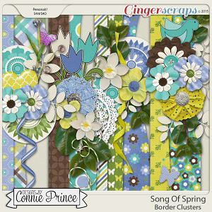 Song Of Spring - Border Clusters