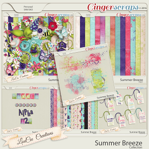 Summer Breeze Collection
