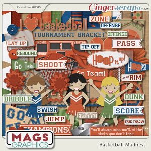 Basketball Madness KIT