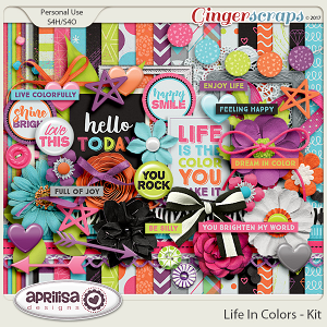 Life In Colors - Kit