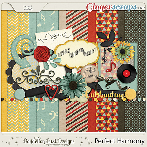 Perfect Harmony By Dandelion Dust Designs