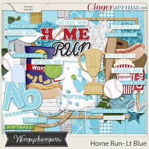 Home- Run- ltblue