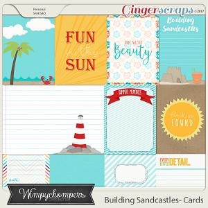 Building Sand Castles Cards