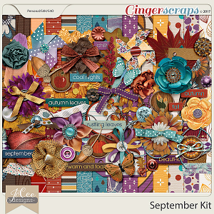 September Kit by JoCee Designs