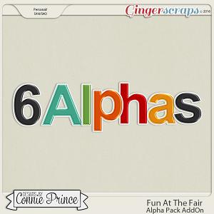Fun At The Fair - Alpha Pack AddOn