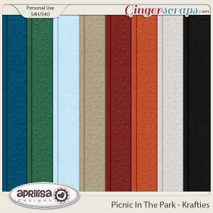 Picnic In The Park - Krafties by Aprilisa Designs
