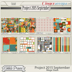 Project 2015 September - Mega Stash