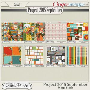 Project 2015 September - Mega Stash