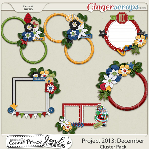 Project 2013:  December - Cluster Pack