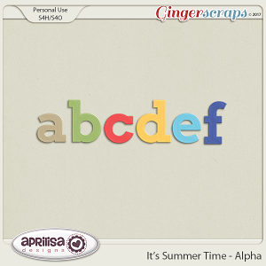 It's Summer Time - Alpha