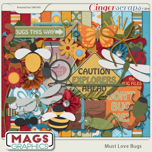Must Love Bugs KIT