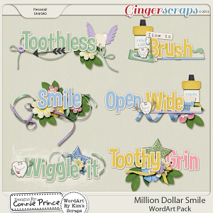 Retiring Soon - Million Dollar Smile - WordArt