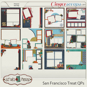 San Francisco Treat Quick Pages