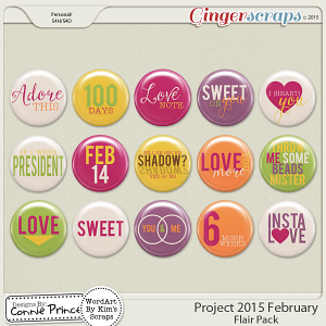 Project 2015 February - Flair Pack