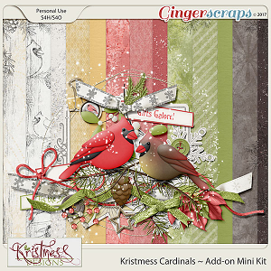 Kristmess Cardinals Add-On