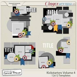 Kick Starters Volume 4 - 12x12 Temps (CU Ok)