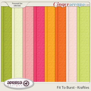 Fit To Burst - Krafties