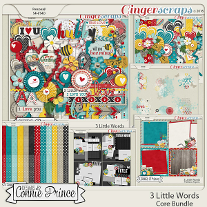 3 Little Words - Core Bundle