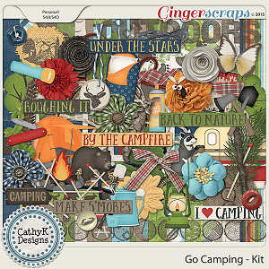 Go Camping - Kit