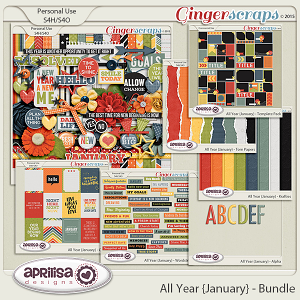 All Year {January} - Bundle