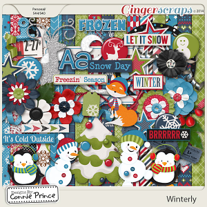 Winterly - Kit