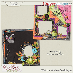 Which is Witch QuickPages