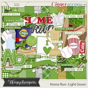 Home- Run- ltgreen