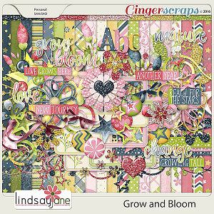 Grow and Bloom by Lindsay Jane