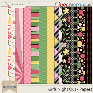 Girls Night Out Papers