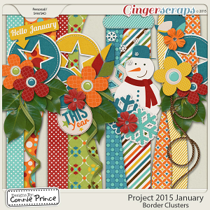 Project 2015 January - Border Clusters
