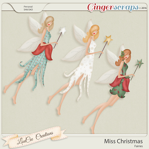 Miss Christmas : Fairies