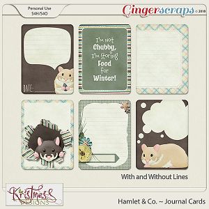 Hamlet & Co. Journal Cards