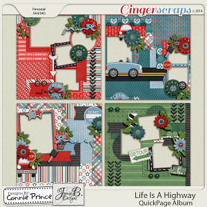 Life Is A Highway - QuickPage Album