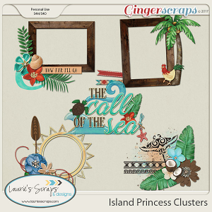 Island Princess Clusters