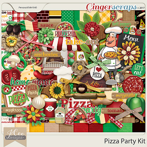 Pizza Party Kit