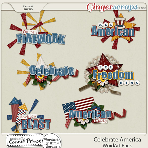 Retiring Soon - Celebrate America - WordArt