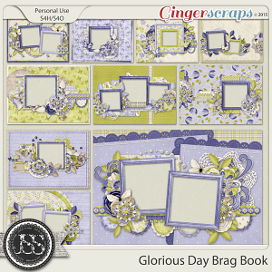 Glorious Day Brag Book