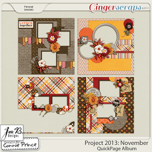 Project 2013:  November - QuickPages