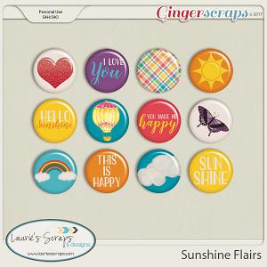 Sunshine Flairs