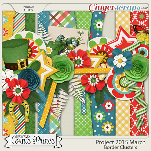 Project 2015 March - Border Clusters