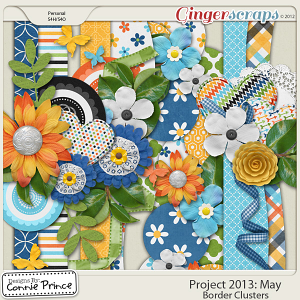 Project 2013: May - Border Clusters